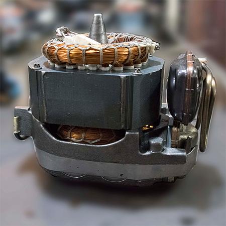 اجزای داخلی موتور دانفوس